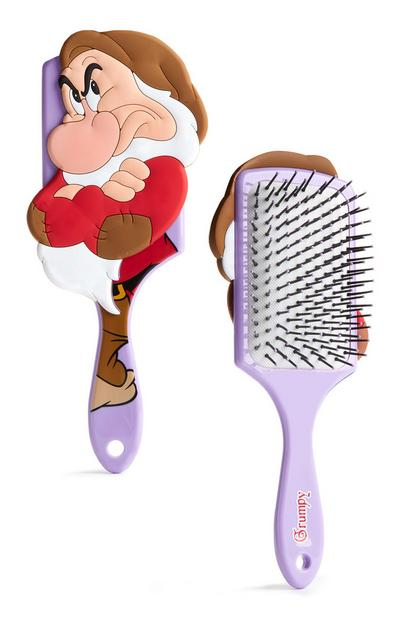 Snow White Paddle Brush