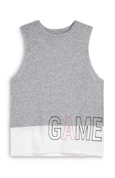Grey Sloan Vest