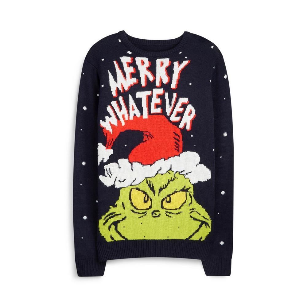 The Grinch Christmas Sweater.The Grinch Christmas Jumper Jumpers Sweaters Hoodies