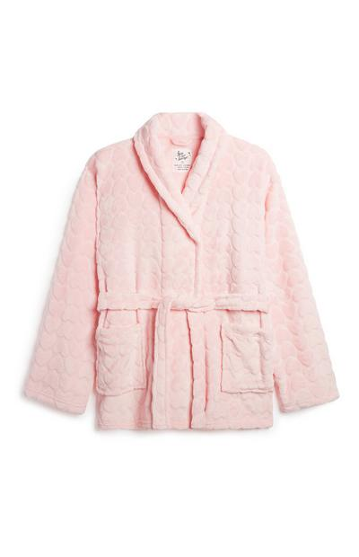 Blush Robe Cardigan