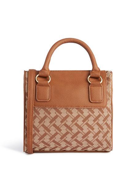 Monogram Tan Bag