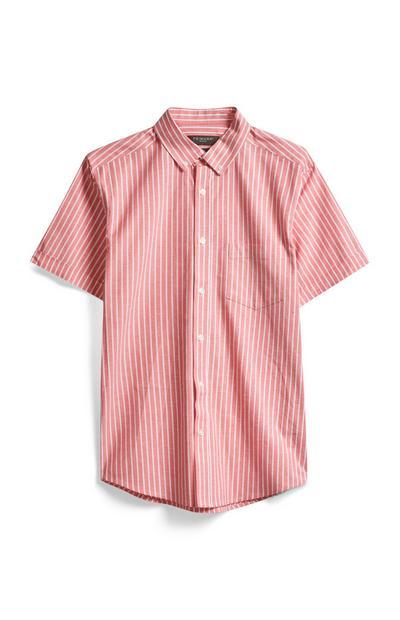 Rot gestreiftes Hemd