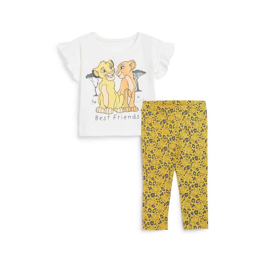 lion-king-outfit-2pc by primark