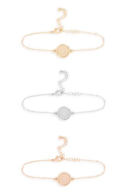 Charm Bracelet 3Pk