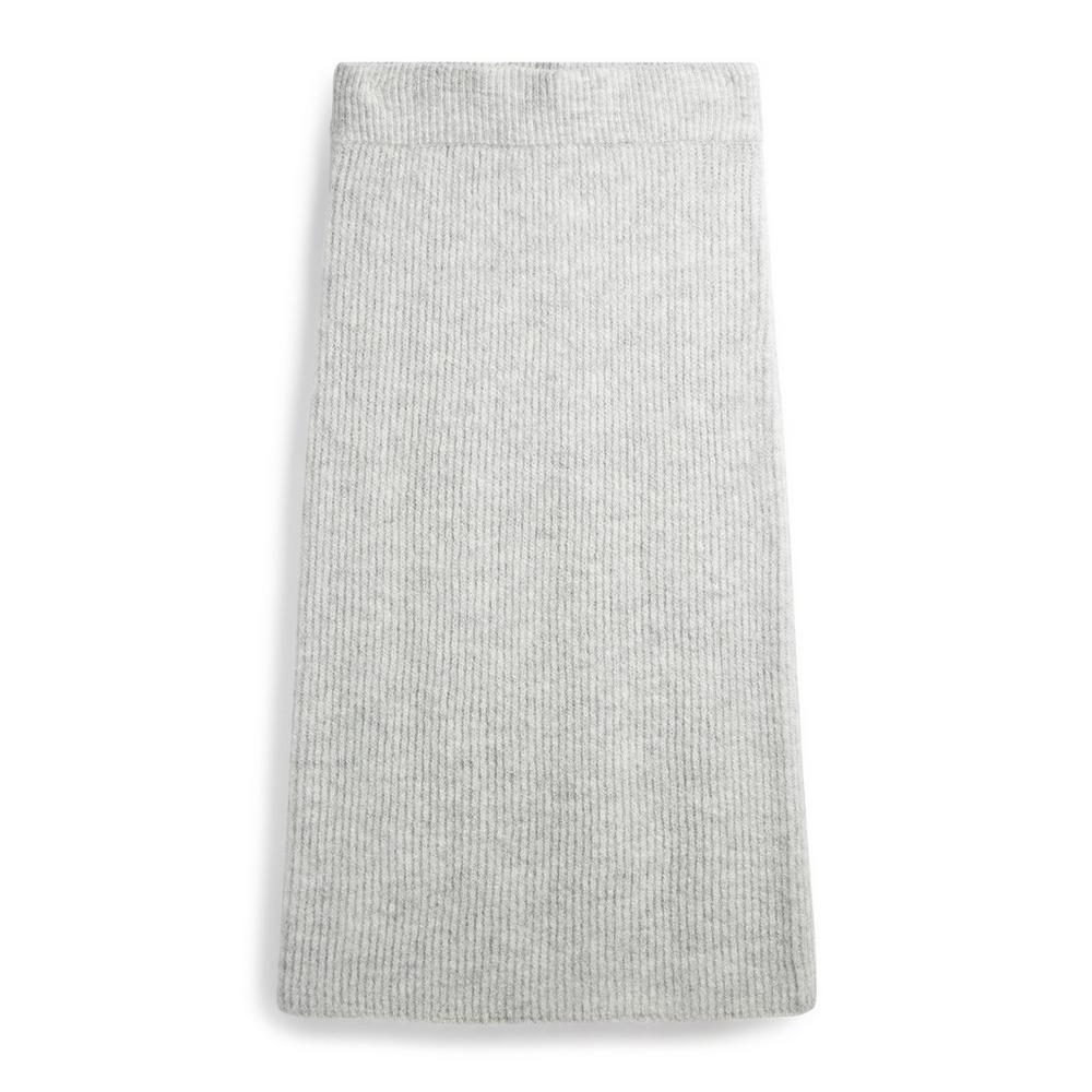 Grey Co Ord Midi Skirt by Primark