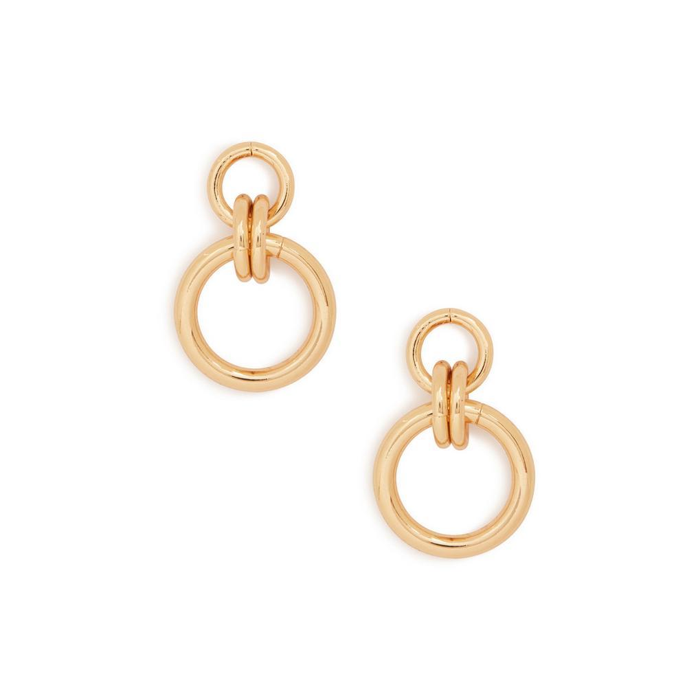 circle-chain-loop-earrings by primark