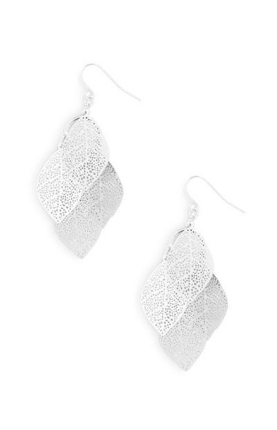 Delicate Leaf Earring