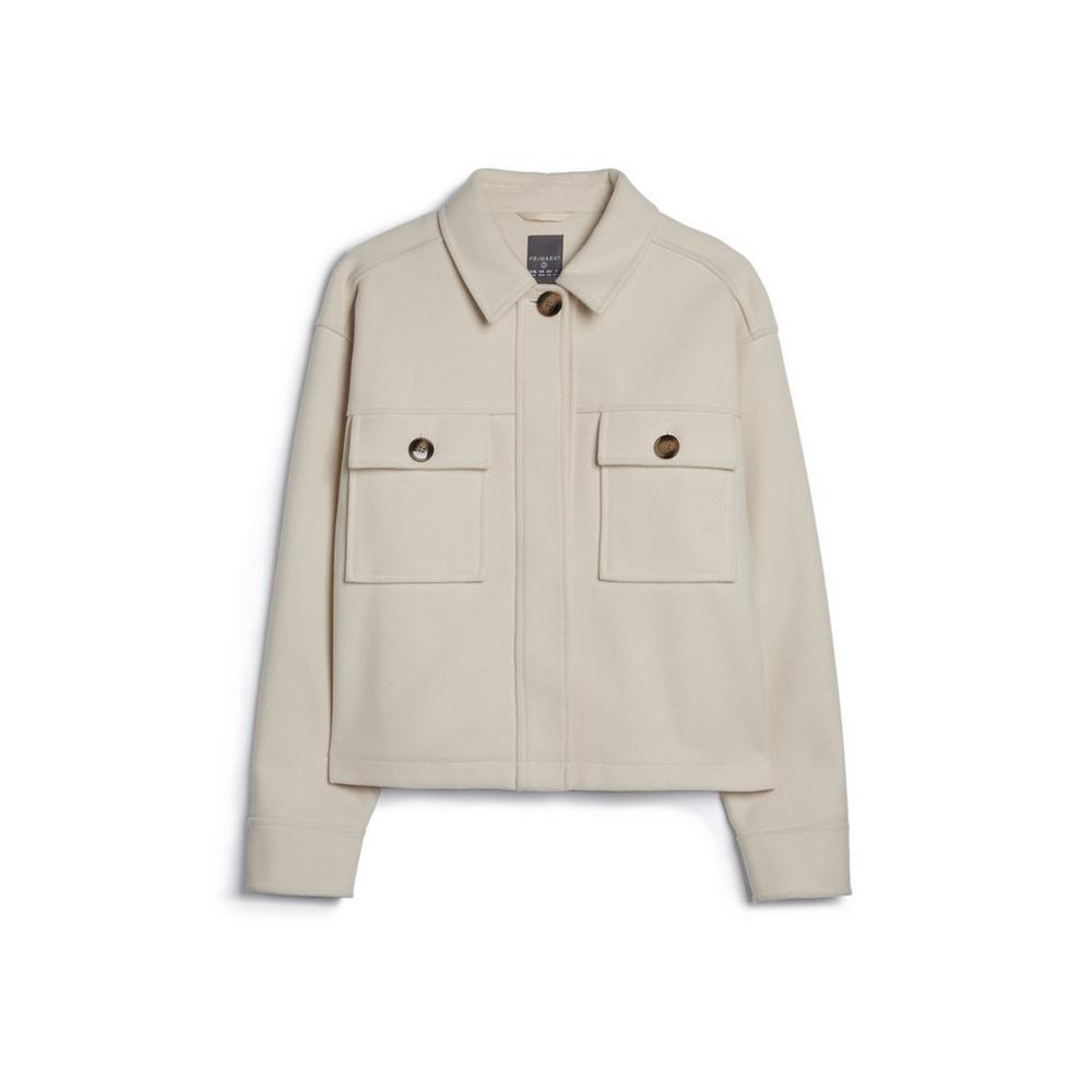 cream-fleece-jacket by primark