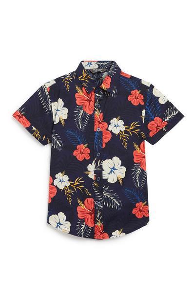 Hawaiihemd (kleine Jungen)