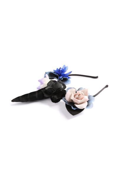Floral Halloween Unicorn Headband