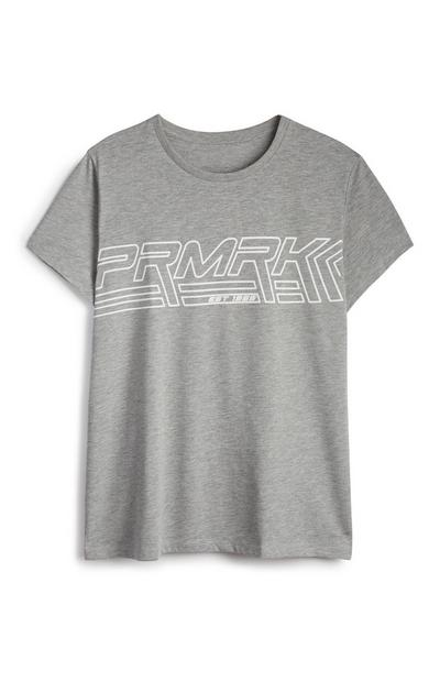 Grey PRMRK T-Shirt