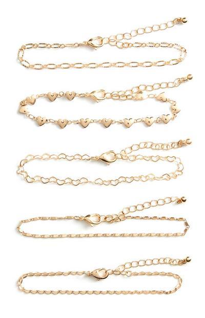 Bracelet 5Pk