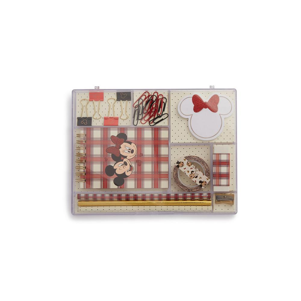 Minnie And Mickey Mouse Stationery Set by Primark