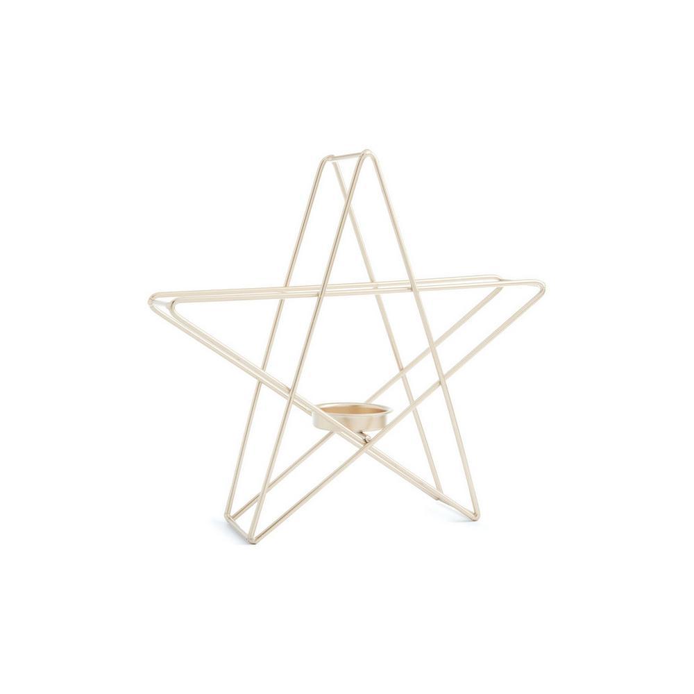 star-tealight-holder by primark