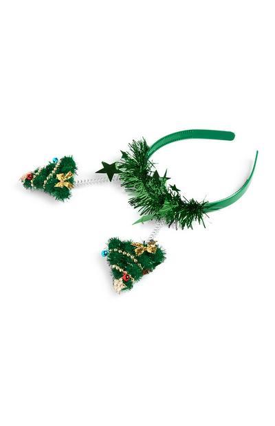 Christmas Tree Headband