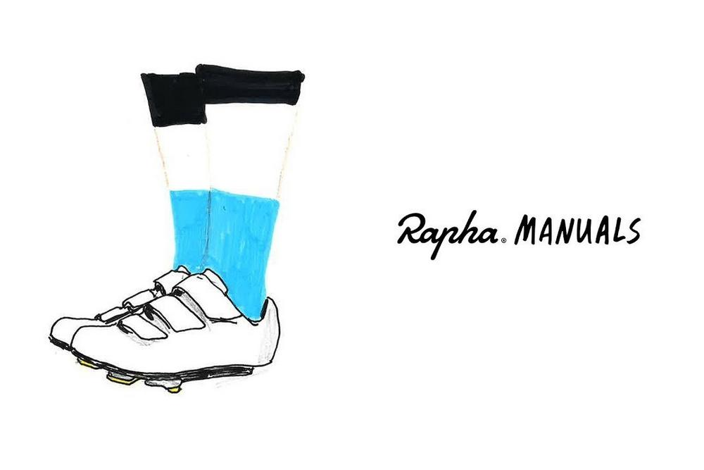Rapha Manuals: A Few Key Pieces