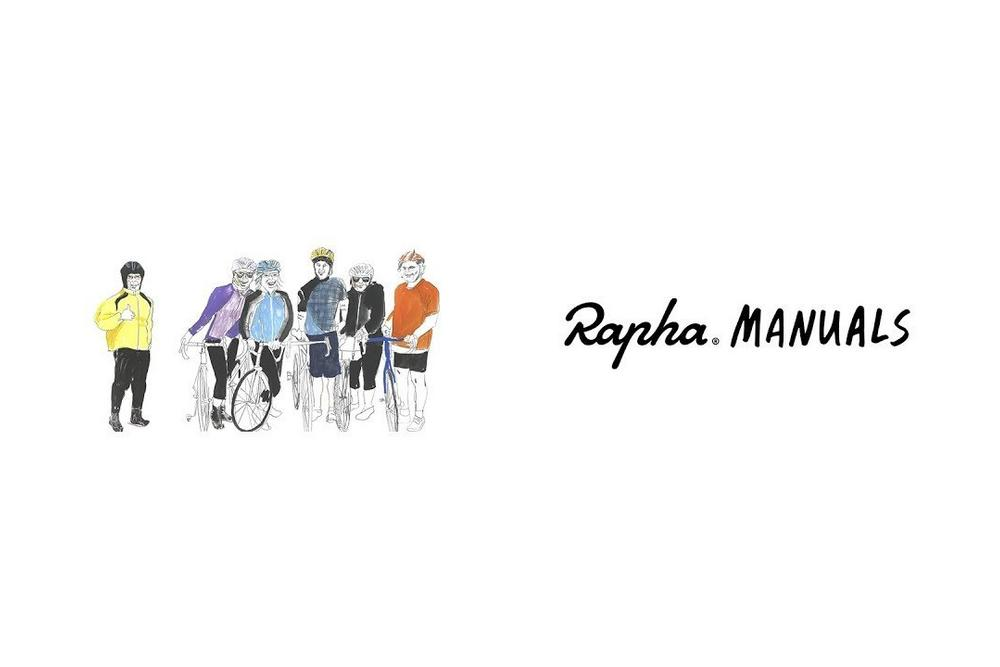 Rapha Manuals  The Shortcut e36ccc4ae