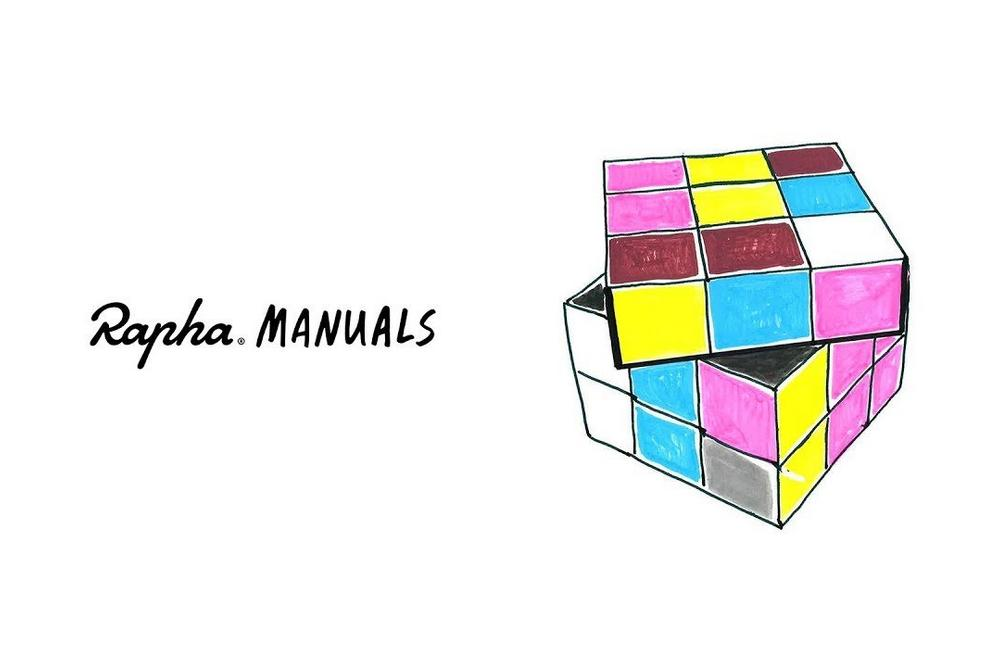 Rapha Manuals: Finding The Answers