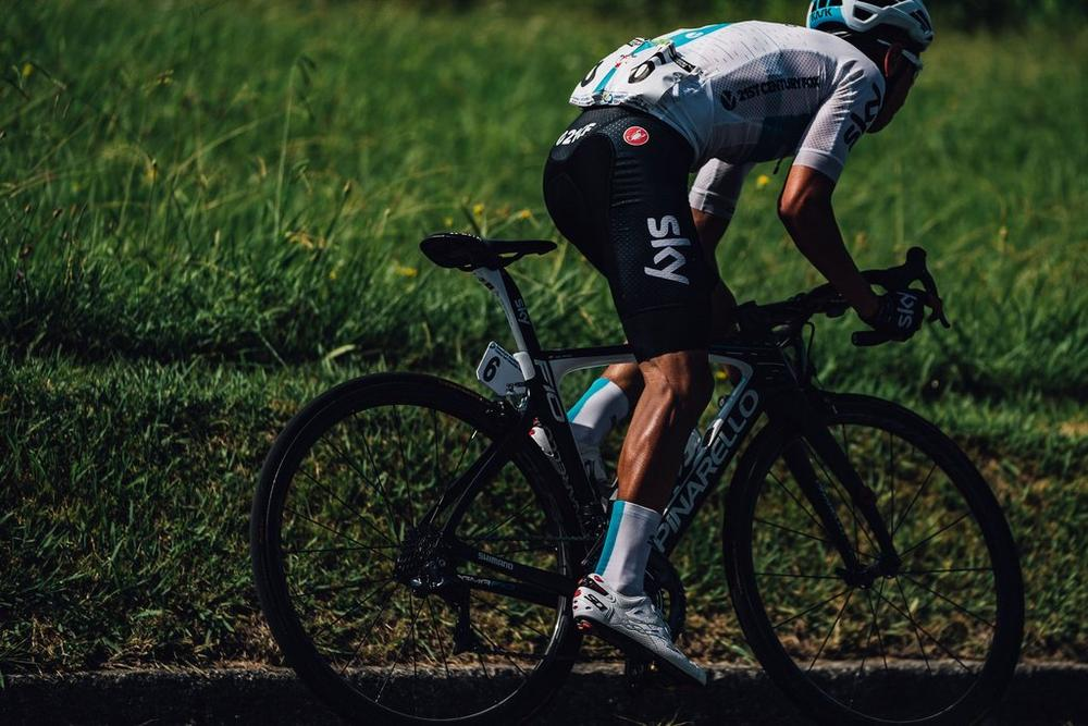 Rapha Mondial: Sky's the limit