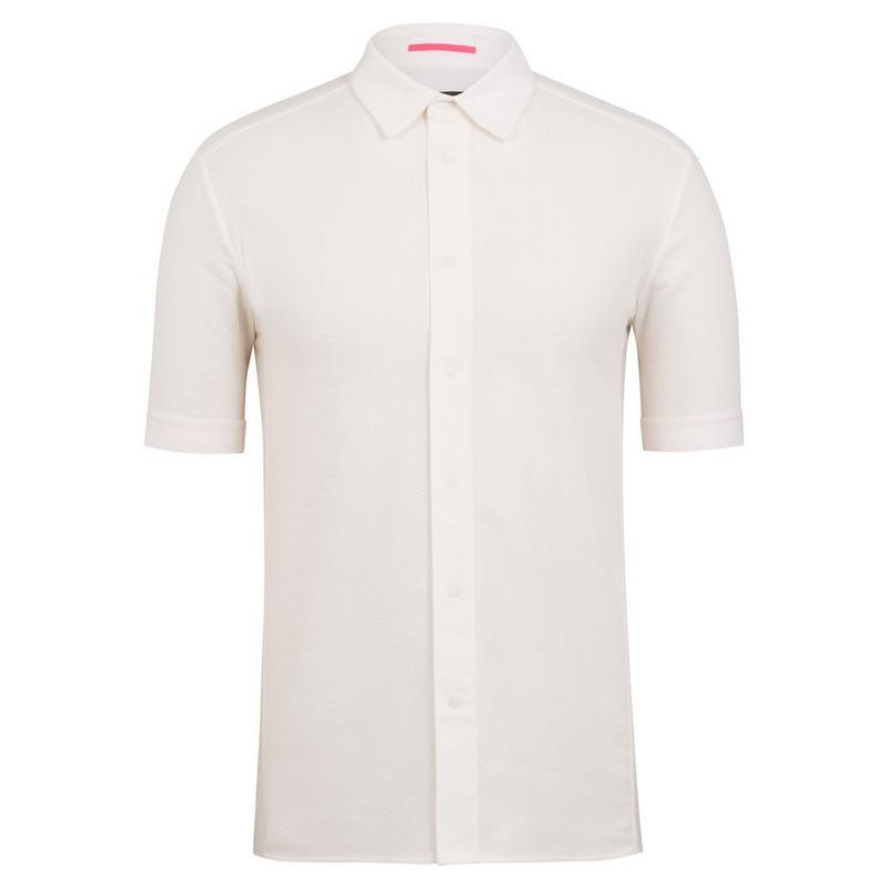 Air Cotton Short Sleeve Shirt
