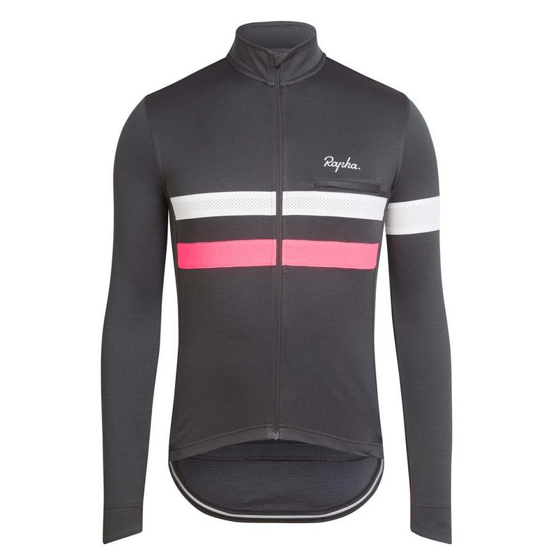 Long Sleeve Brevet jersey