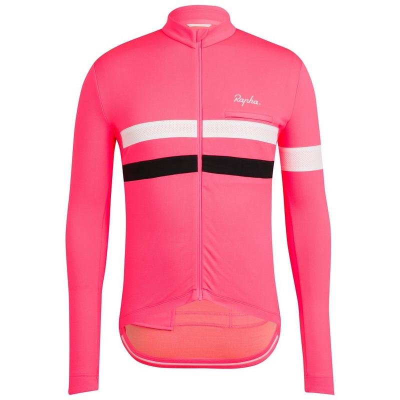 Brevet Long Sleeve Jersey