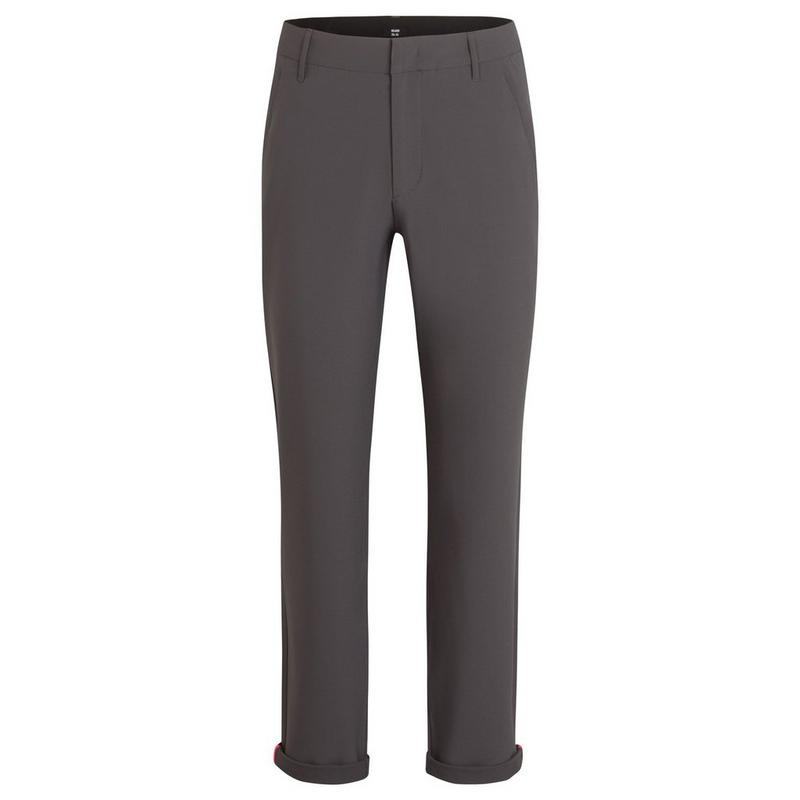 Loopback Trousers - Relaxed Fit