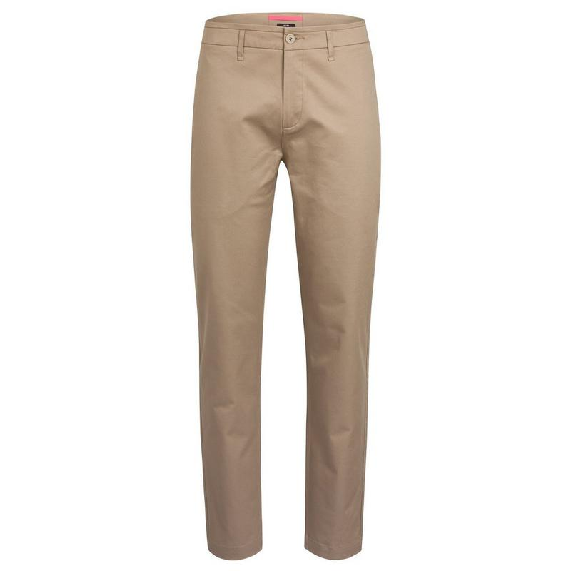 Cotton Trousers - Relaxed