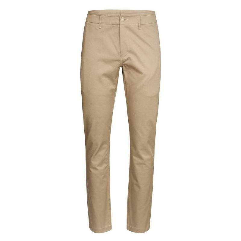 Cotton Trousers - Slim
