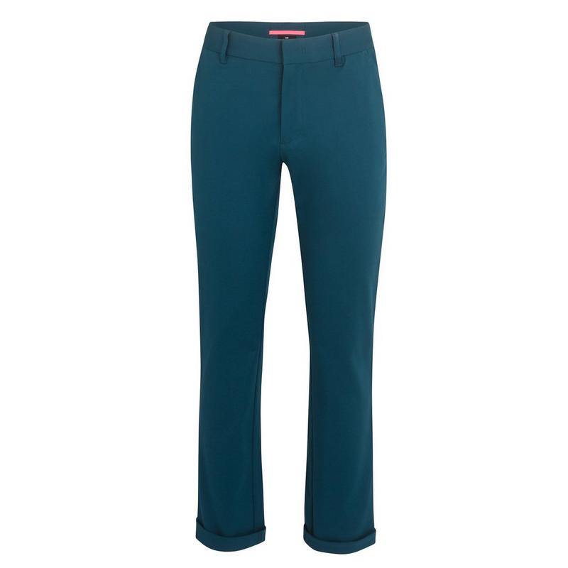 Double Weave Trousers - Slim Fit