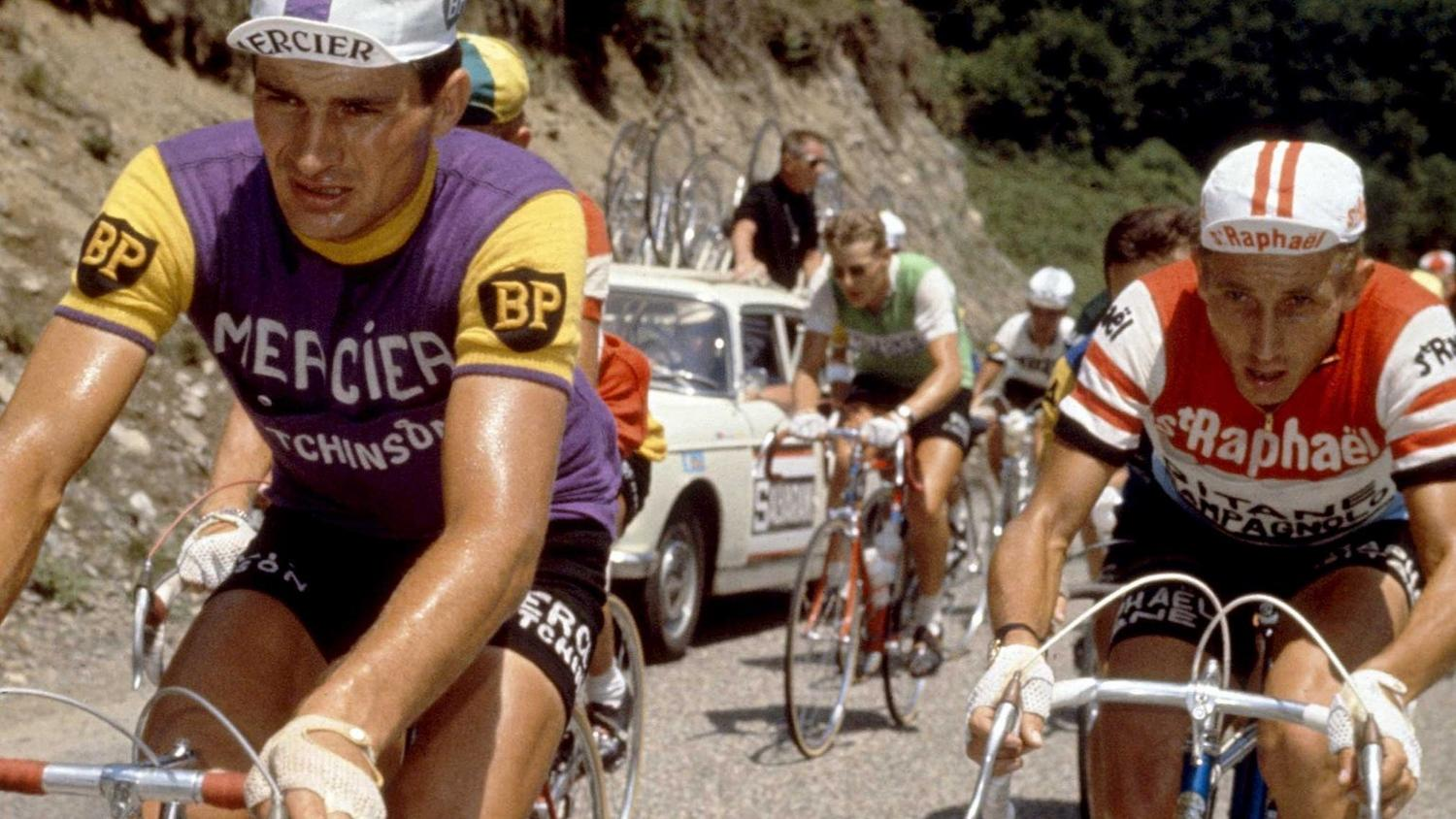 Aside from the iconic leaders' jerseys worn in the race, the route maps of the Tour de France are perhaps the race's most recognisable visual representations.