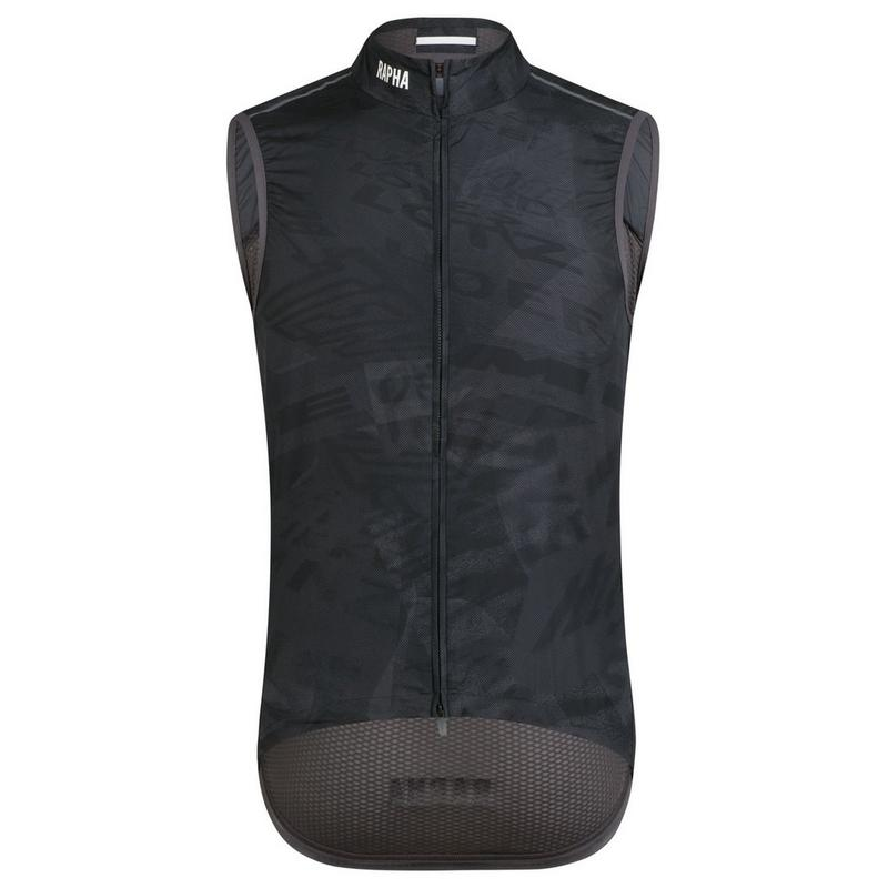 Graffiti Print Pro Team Lightweight Gilet
