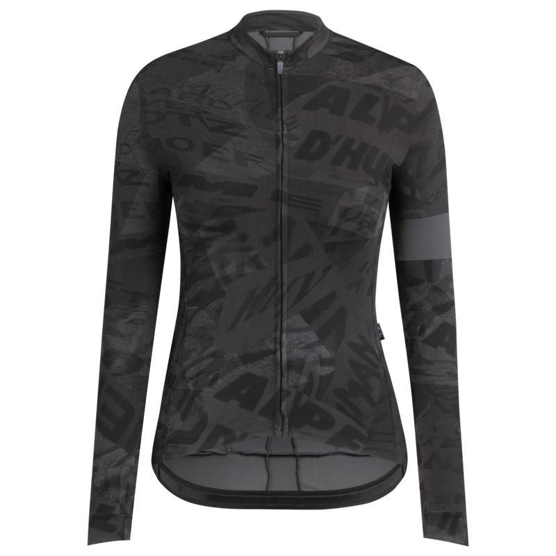 Graffiti Print Souplesse Thermal Jersey