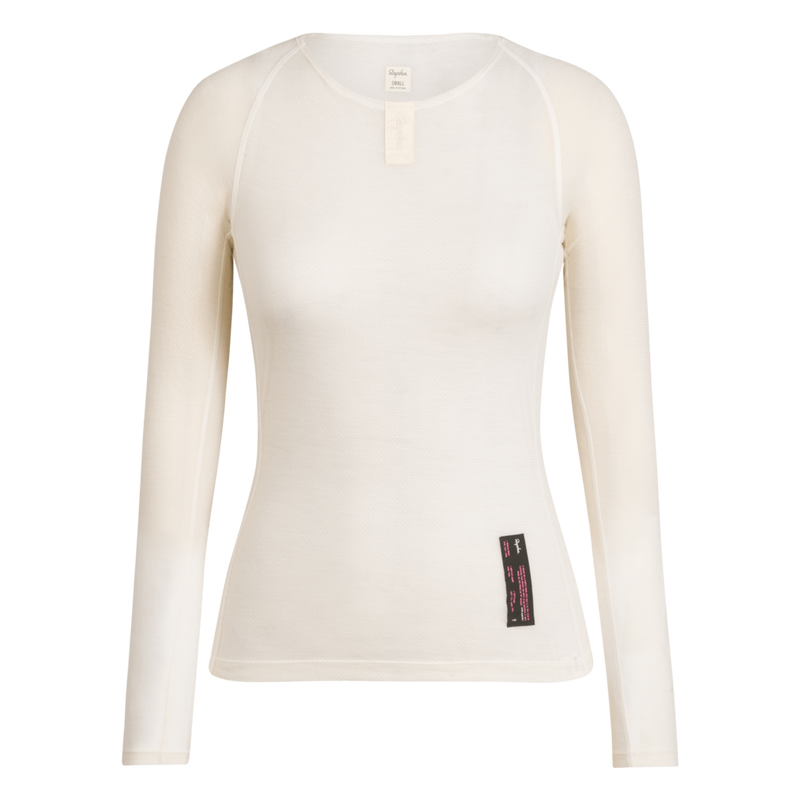 Women's Merino Mesh Base Layer - Long Sleeve