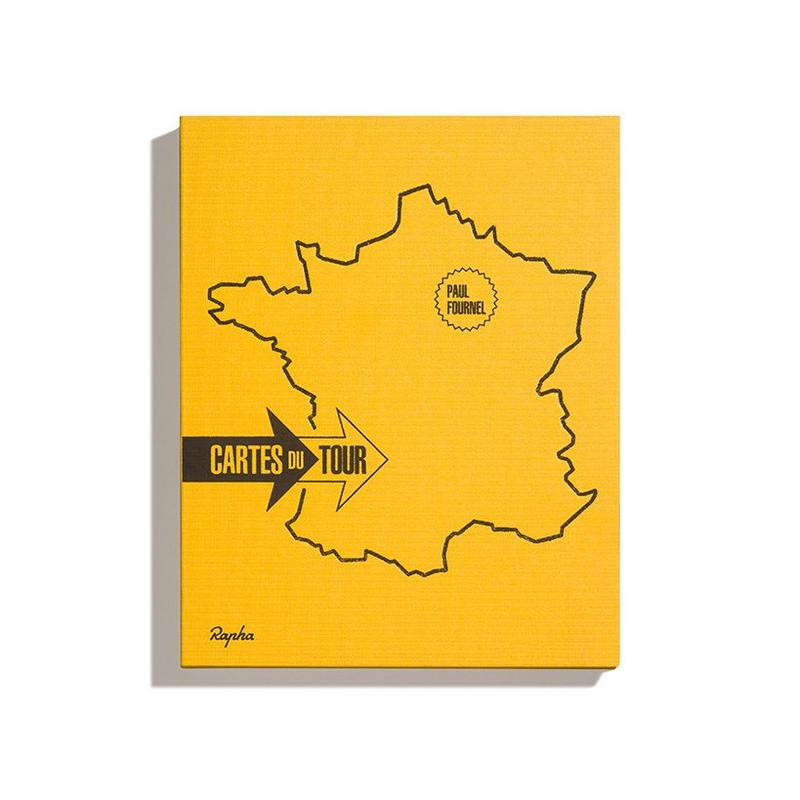 Special Edition Maps -  Cartes Du Tour
