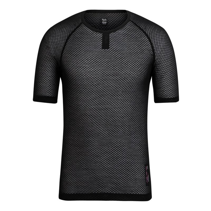 Merino Mesh Base Layer SS