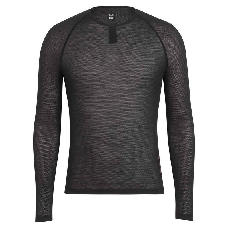 Merino Mesh Base Layer - Long Sleeve