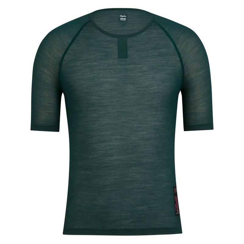 Merino Mesh Base Layer - Short Sleeve