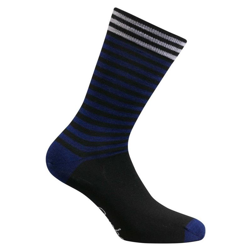 Lightweight Merino Socks - Stripes