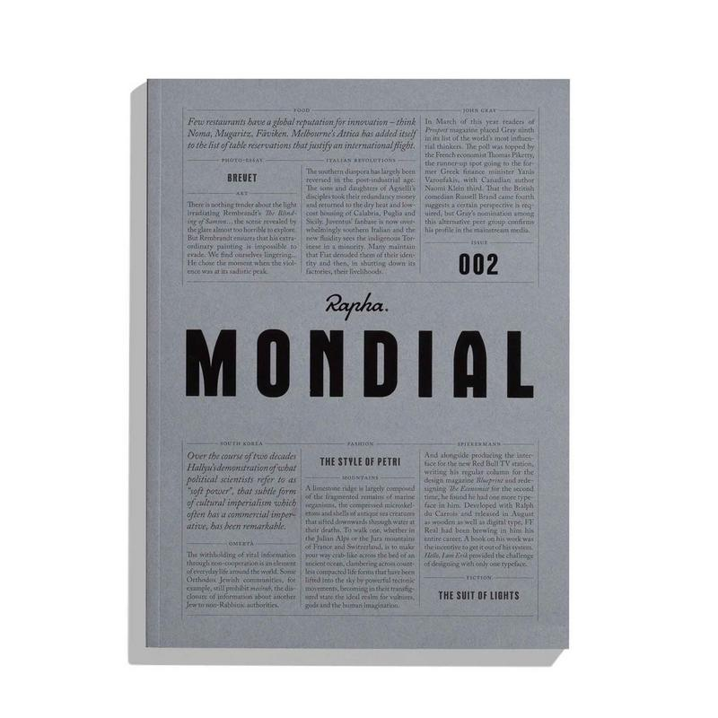 Mondial Magazine - Issue 002
