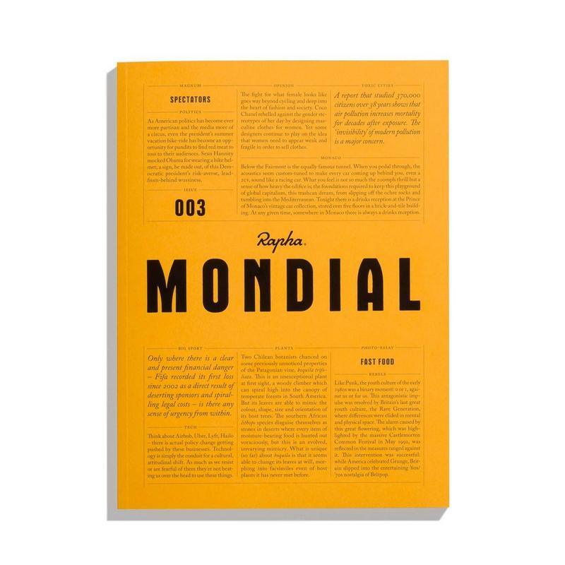 Mondial Magazine - Issue 003