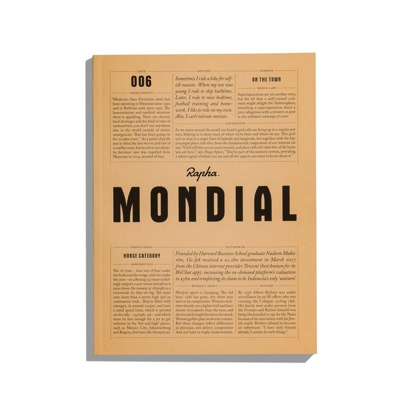 Mondial Magazine - Issue 006