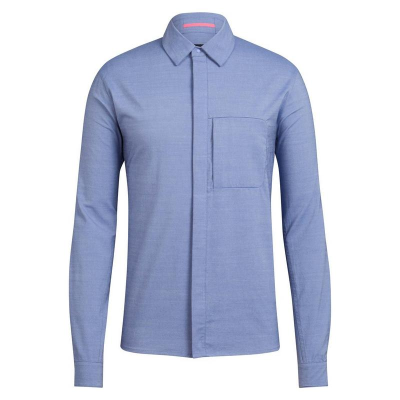 Merino Oxford Shirt