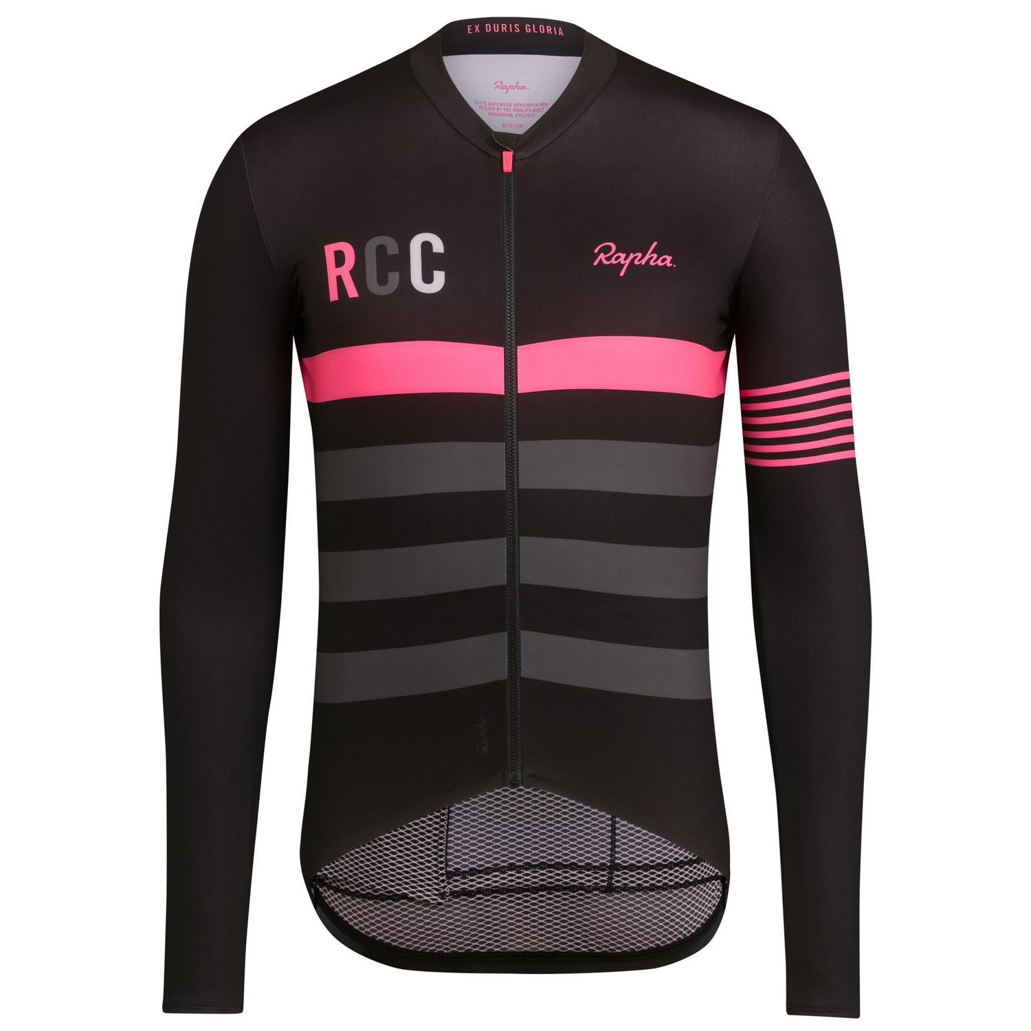 RAPHA  Black MWA01LSBLK