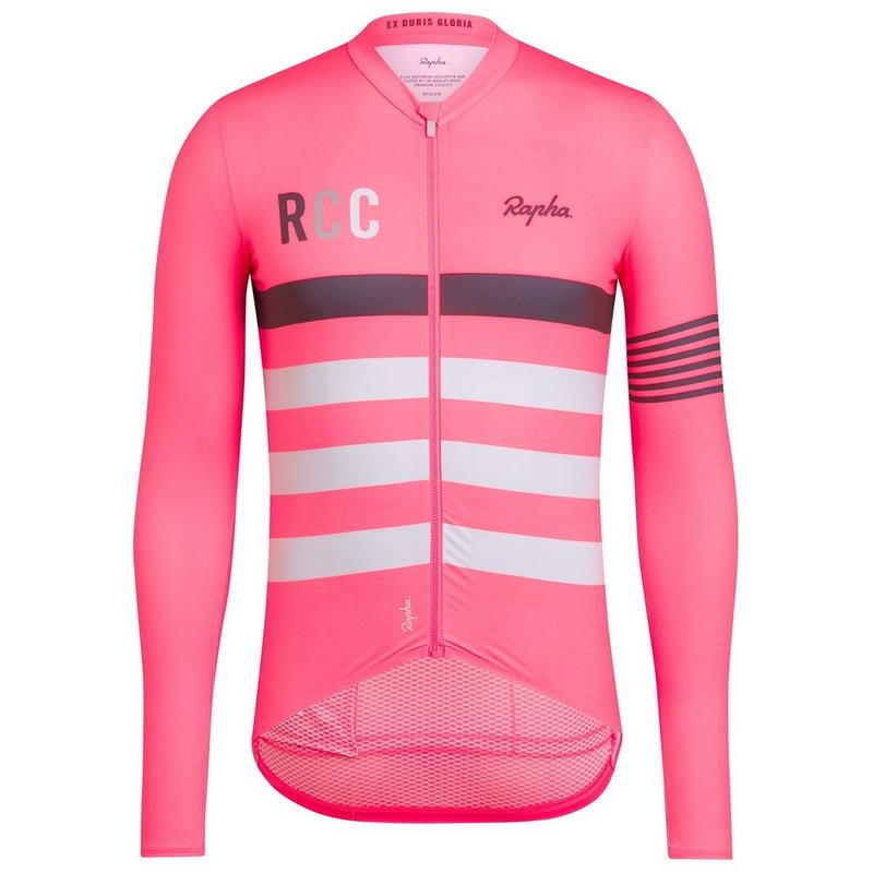 RCC Pro Team Long Sleeve Midweight Jersey