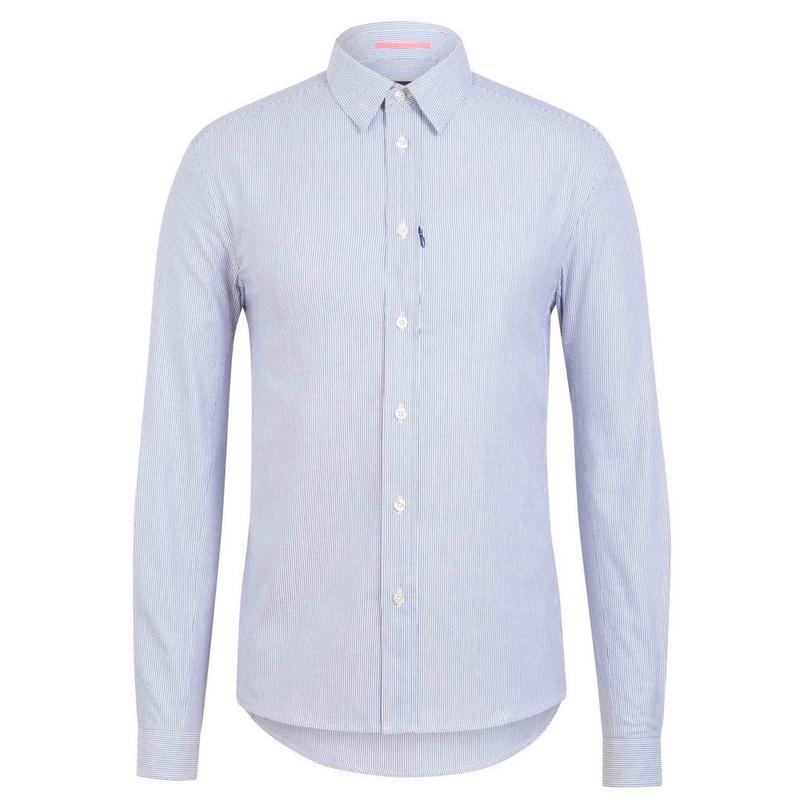 Cotton Oxford Pocket Shirt
