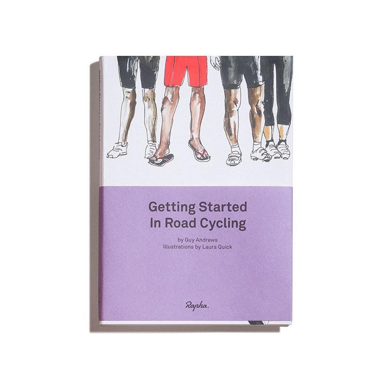 Rapha Handbook 01 Getting Started in Road Cycling