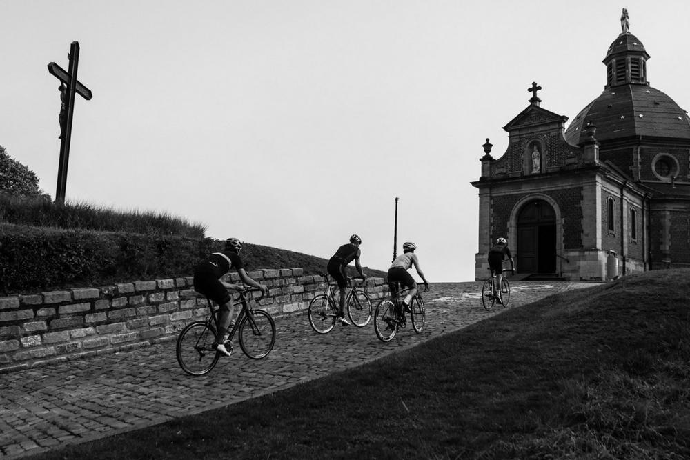 Rapha Rides Brussels Pop-up 2018