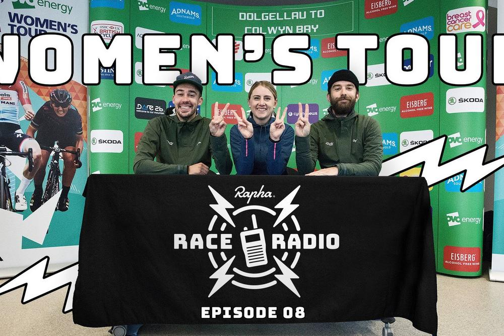 Rapha Race Radio : Épisode 8