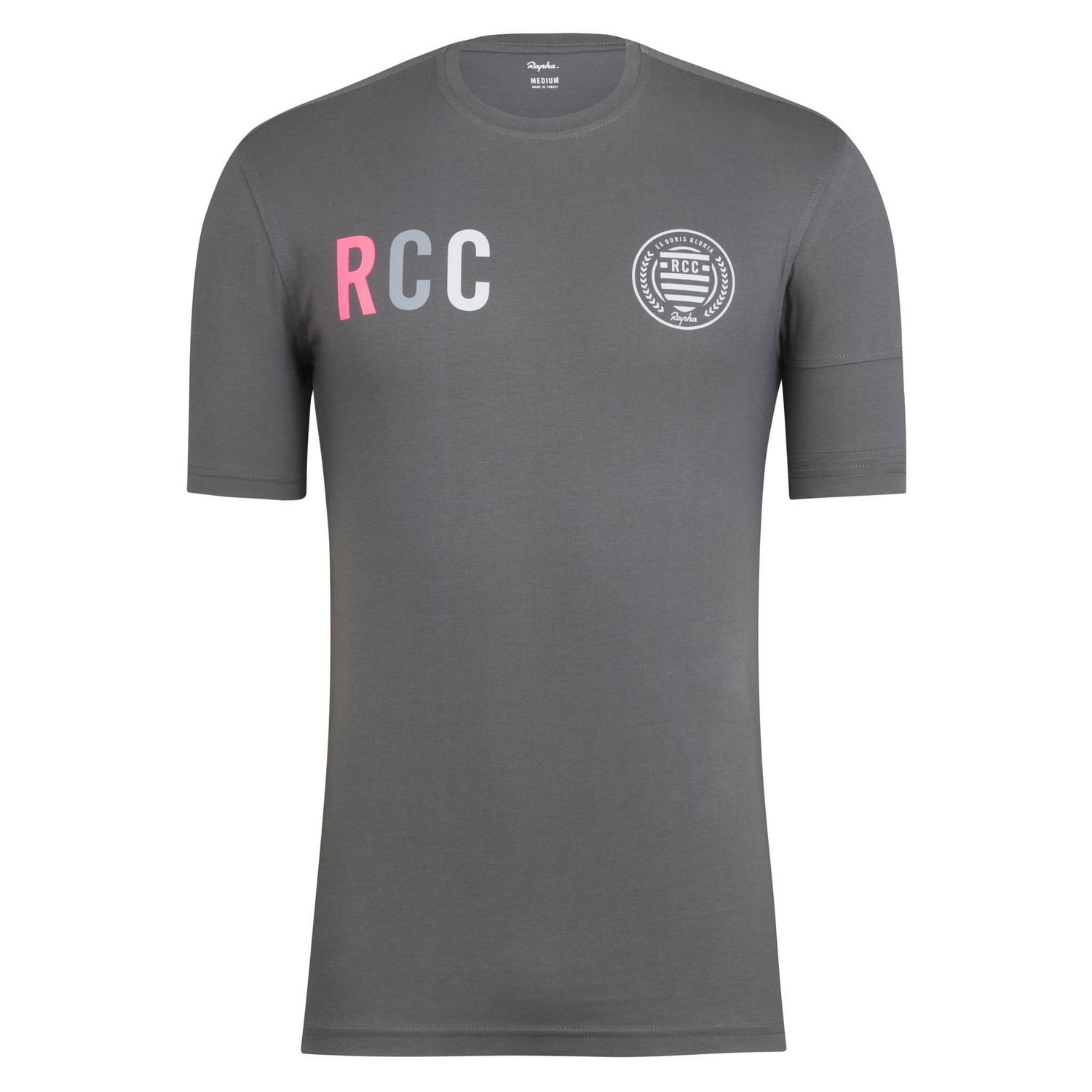 RAPHA  Dark Grey RTS04XXDGR